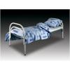 Долговечные двухъярусные кровати металлические эконом класс