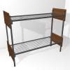 Качественные кровати металлические для гостиниц