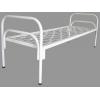 Кровати металлические со сварными сетками недорого